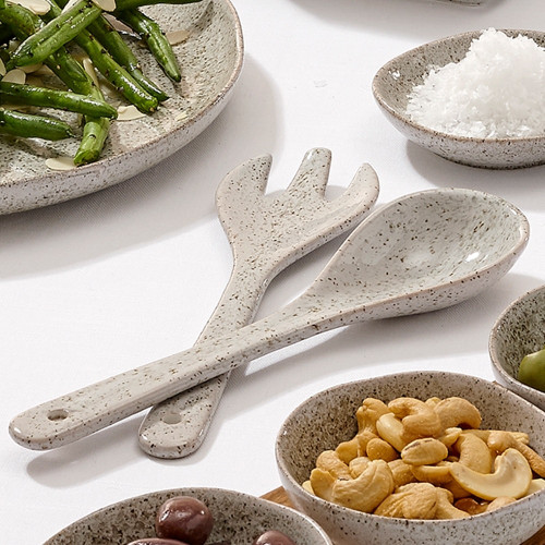 Artisan Salad Servers by Ladelle
