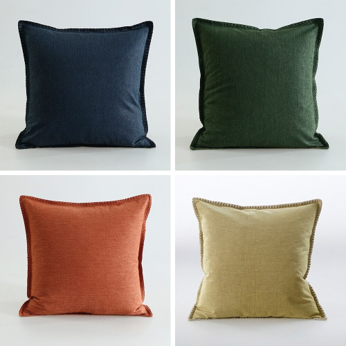 Stitch Cushion by MM Linen
