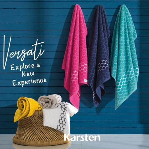 Balance Towel Coordinates by Karsten
