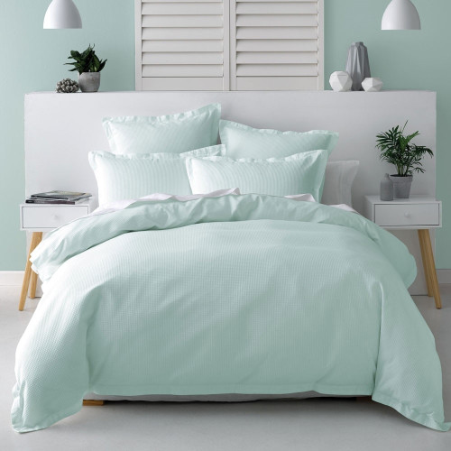 Nova Duckegg Duvet Cover Set by Savona