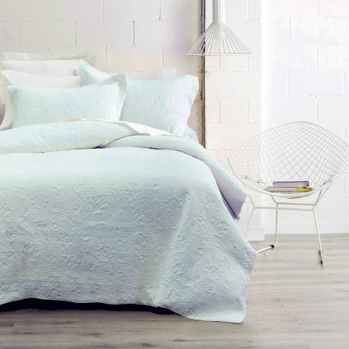 Chantel Duckegg Throwover Bedspread Set by Savona
