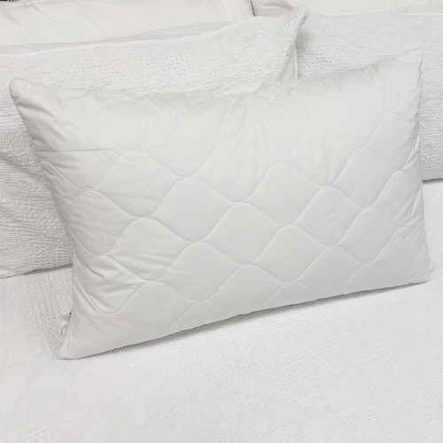Quilted Pillow Protector by Good Linen Co(R)