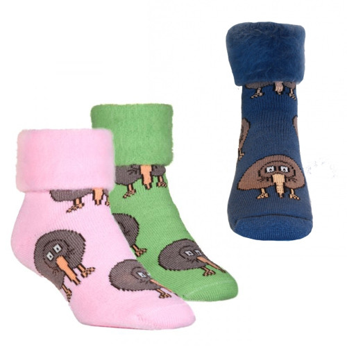 Kiwi Kiwiana Novelty Socks by Comfort Socks