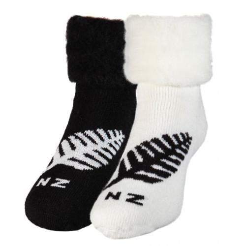 NZ Fern Kiwiana Novelty Socks by Comfort Socks