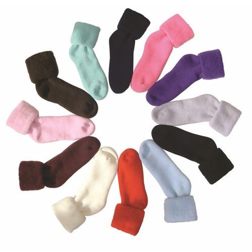 Plain Socks by Comfort Socks