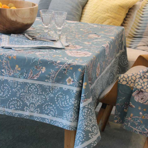 Sabrina Table Cloth 180 x 275cm by MM Linen