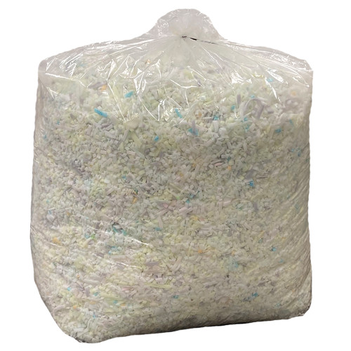 5kg Bag of Foam Chips