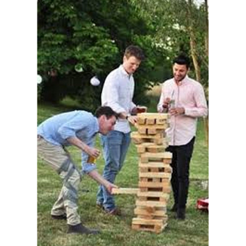 Super Giant Garden Jenga by easy days