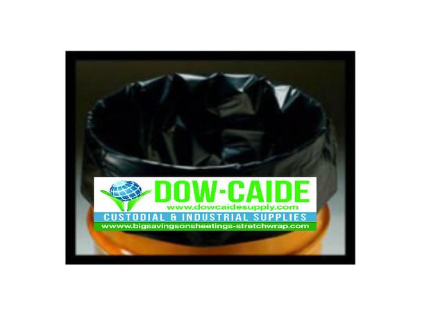 Heavy Duty Contractor bags  BLACK 2.5 mil 38 x 63 60 gallon 50 bags per case 64 cases per pallet     BUY 10+ @ $37.99 per case  BUY  64+ @ $33.99 per case     50+ case please contact us for a Freight Quote