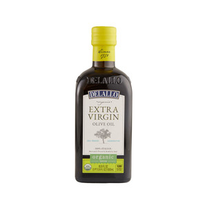 DeLallo Organic Extra Virgin Olive Oil 16.9 oz.