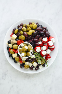 Build Your Own Olive Bar