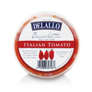 DeLallo Italian Tomato Bruschetta Cup 8 oz.