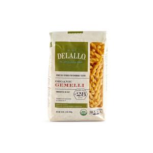 DeLallo Organic Gemelli Pasta 1 lb.