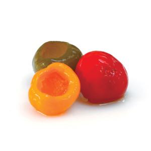 Tri Colored Pepperazzi™ Peppers