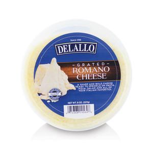 Grated Romano Cheese Deli Cup