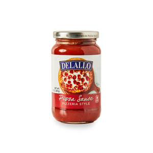 DeLallo Pizzeria-Style Pizza Sauce 14 oz.