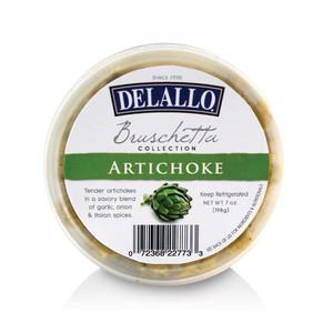 DeLallo Artichoke Bruschetta Cup 7 oz.