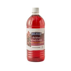 DeLallo Red Wine Vinegar  32oz.