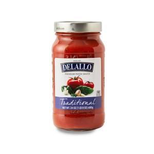 DeLallo Traditional Spaghetti Sauce  24 oz.