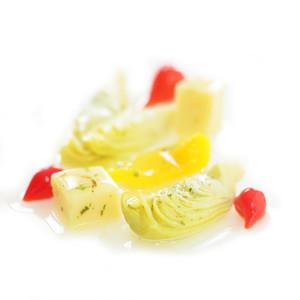 DeLallo Asiago, Artichokes & Pepper Salad 7 oz.