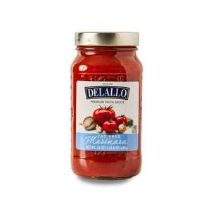DeLallo Fat-Free Marinara Sauce  24 oz.