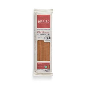 DeLallo Organic Whole-Wheat Spaghetti