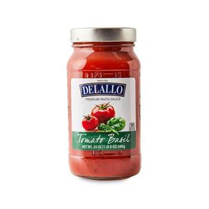 DeLallo Tomato-Basil Sauce  24 oz.