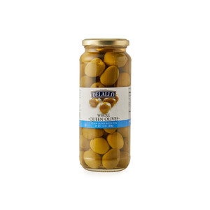 DeLallo Plain Queen Olives 13 oz.