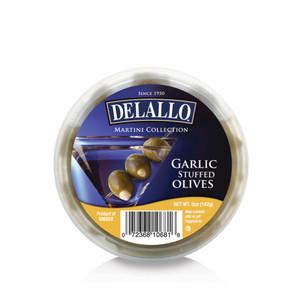 Garlic Stuffed Olives Cup