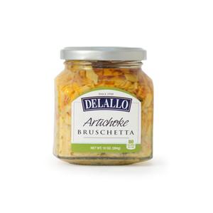 DeLallo Artichoke Bruschetta  10 oz.