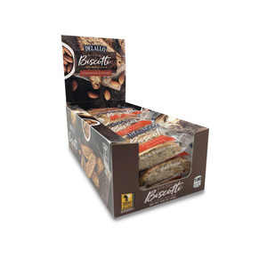 DeLallo Bite-Sized Biscotti Box