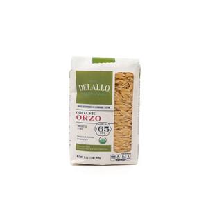 DeLallo Organic Orzo  Pasta 1 lb.