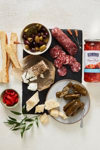Gourmet Mediterranean Food Gift Basket
