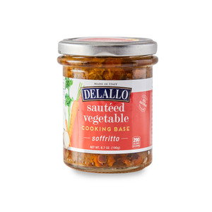 DeLallo Soffritto Sautéed Vegetable Cooking Base