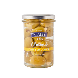DeLallo Almond Stuffed Olives 5.8 oz