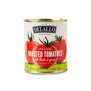 DeLallo Italian Roasted Tomatoes with herbs and spices