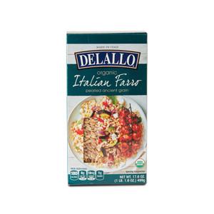 DeLallo Organic Italian Farro