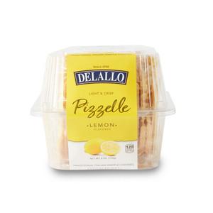 DeLallo Lemon Pizzelle 6 oz.