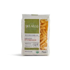 DeLallo Organic Fusilli 1 lb.
