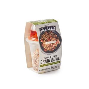 DeLallo Farro & Lentil Grain Bowl