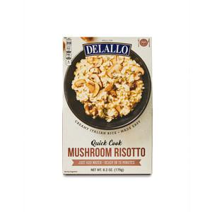 DeLallo Quick-Cook Mushroom Risotto