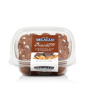 DeLallo Chocolate Almond Biscotti  7 oz.