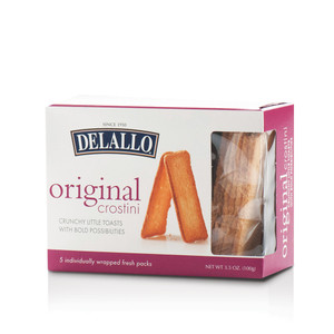 DeLallo Original Crostini Toasts 3.5 oz.