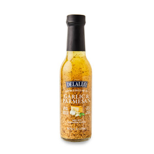 DeLallo Garlic Parmesan Dipping Oil
