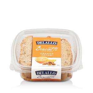 DeLallo Orange Pecan Biscotti  7 oz.