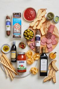 Taste of Italy Food Care Package