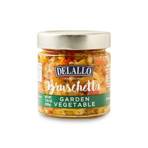 Vegetable Bruschetta