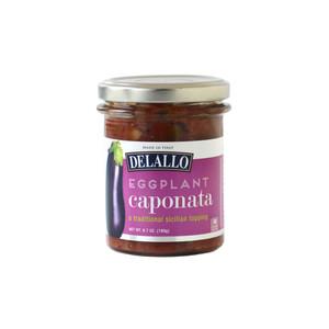 DeLallo Eggplant Caponata 6.7 oz.