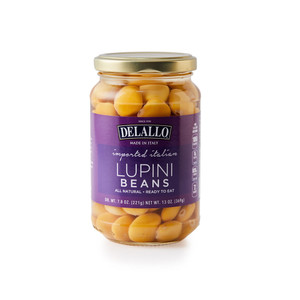 DeLallo Imported Lupini Beans  13 oz.