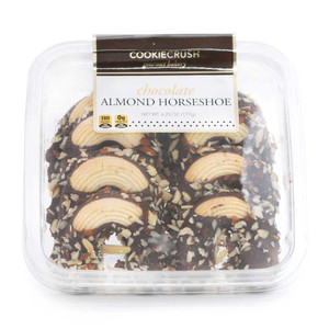 Cookie Crush Chocolate Almond Horseshoe 6.25 oz